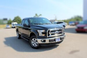 2015 Ford F-150 XLT4X4 5.0L V8 SUPERCAB LOW KMS