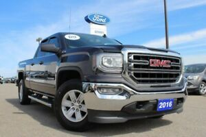 2016 Gmc Sierra 1500 SLE LOCAL TRUCK--BABIED SINCE NEW! CHECK OU