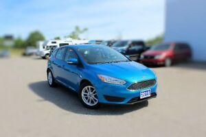2016 Ford Focus SEHEATED SEATS, STEERING WHEEL AND MIRRORS CHECK