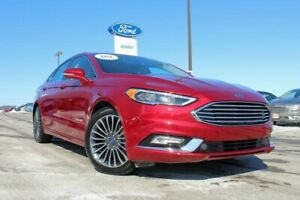 2018 Ford Fusion Titanium HYBRID---SAVE THOUSANDS FROM NEW AND S
