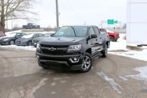 2016 Chevrolet Colorado 4WD Z71LOW KMS!! TOUCHSCREEN!! REAR CAM!