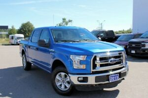 2015 Ford F-150 XLTA MUST SEE LOW KMS!! 4X4 SUPERCREW!! XLT SERI