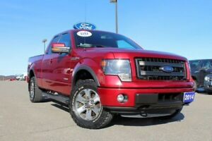 2014 Ford F-150 FX4 FX4 WITH LEATHER---EVERY OPTION OUT THERE IS