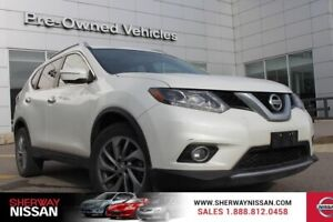 2015 Nissan Rogue SL awd. One owner well maintained trade!