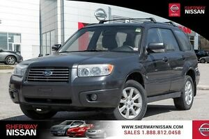 2008 Subaru Forester symmetrical awd. Priced to sell!