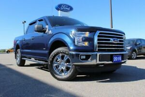 2016 Ford F-150 XLTSUPERCREW, XTR PKG WITH LOW KMS W@W !!