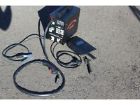 Gasless mig welder, 120 amps, bought to do one job, now not needed
