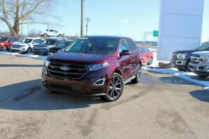 2018 Ford Edge SportTWIN TURBO POWER!! PANO ROOF! ADAPTIVE CRUIS