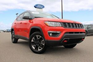 2018 Jeep Compass Trailhawk JEEP THROUGH AND THROUGH--LET'S GO 4