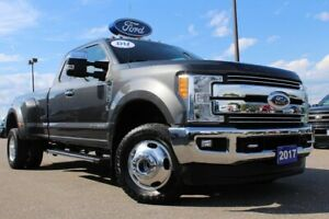 2017 Ford Super Duty F-350 DRW LariatSUPERCAB, V8 DIESEL WITH SP