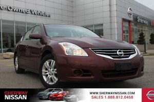 2010 Nissan Altima S.One owner accident free trade