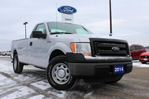 2014 Ford F-150 XL4X2 WORK TRUCK THAT STILL HAS LIFE LEFT IN IT?