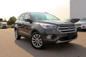 2018 Ford Escape TitaniumMUST SEE TITANIUM AWD, LEATHER SEATS, P