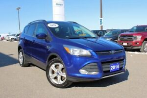 2014 Ford Escape SE 201A PACKAGE--BIG SCREEN-POWER SEAT-LEATHER