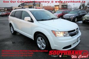 2013 Dodge Journey Canada Value PkgTinted, 4.3 Touch display, 17