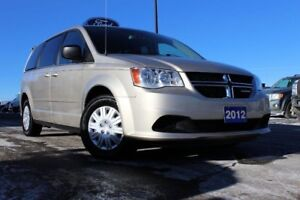 2012 Dodge Grand Caravan SENEED PEOPLE MOVER--OR CARGO MOVER?? L