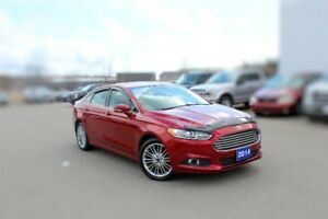 2014 Ford Fusion SEAWD MOONROOF NAVIGATION