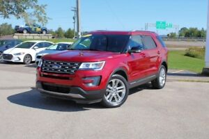 2017 Ford Explorer XLTPANORAMIC ROOF!!  NAVIGATION!! ONLY 19550K