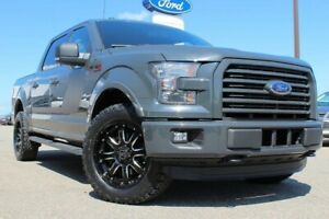 2016 Ford F-150 XLTFRESH TRADE .... LEATHER SEATS HARD TO FIND!!