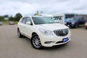 2014 Buick Enclave LeatherLOW KMS LEATHER 7 PASSENGER!