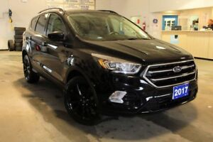 2017 Ford Escape SE2.0L--4X4 WITH SPORT APPEARANCE PACKAGE---SEX