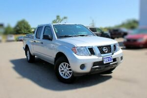 2017 Nissan Frontier SV4WD CREW  LOW KMS