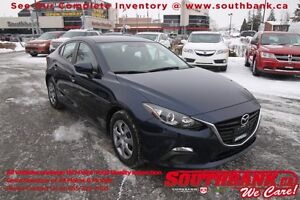 2014 Mazda Mazda3 GX-SKYHands Free Bluetooth and Much More!