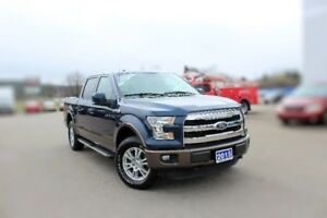 2015 Ford F-150 Lariat5.0L V8 TRAILER TOW PKG LEATHER