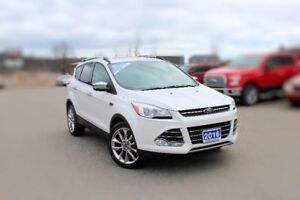 2016 Ford Escape SE4WD 2.0L PWR PANO ROOF CHROME