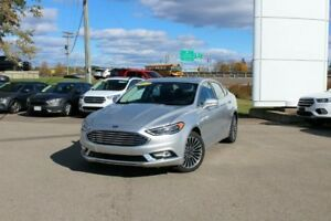 2017 Ford Fusion SEAWD!! LOW KMS!! NAVIGATION AND ROOF!! W@W!!