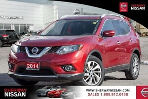 2014 Nissan Rogue AWD 4dr SL. Spring clearout sale , make an off