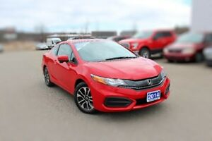 2014 Honda Civic Coupe EX BLUETOOTH HTD SEATS