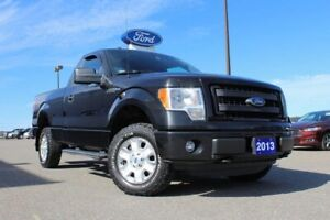 2013 Ford F-150 STXREGULAR CAB, 4X4