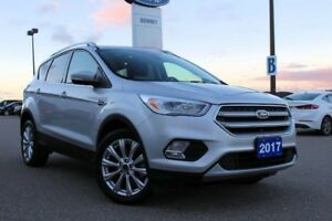2017 Ford Escape TitaniumHOW DO YOU SAVE $15000 FROM NEW???? YOU