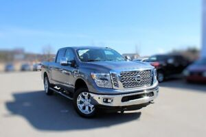 2017 Nissan Titan XD SVXD LOW KMS LEATHER HEATED SEATS