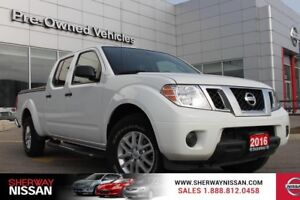 2016 Nissan Frontier sv,one owner accident free trade,only 40000