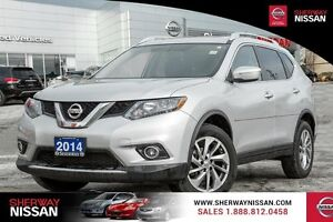 2014 Nissan Rogue AWD 4dr SL. clearout sale, must go, make an of