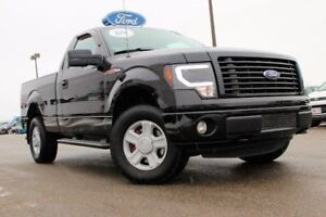 2014 Ford F-150 STXREG CAB 4X4 WITH SHORT BOX....SASSY CHASSIS O