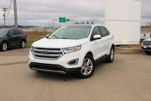 2017 Ford Edge SELAWD with only 15500kms! PANORAMIC ROOF AND NAV