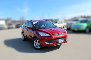 2014 Ford Escape SE4WD ECO NAVIGATION PANO ROOF