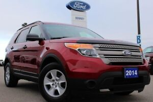 2014 Ford Explorer XLTTOW 3500 LB'S WITH SEXXY MAMA! SYNC VOICE