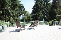 Cottage 4 Season Home, Normandale near Port Dover, Gold Coast