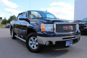 2011 GMC Sierra 1500 SLE    4WD, SLE, 5.3L ENG!! FOR YOUR EVERY