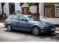 BMW E46 330d SE AUTO TOURING. 204BHP model. VERY RARE LATE E46 2004 MODEL