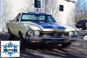 1968 Chevrolet El Camino EL Camino SS