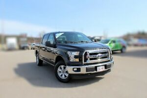 2015 Ford F-150 XLT 4X4 SUPERCREW 3.5L