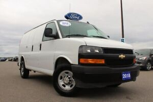 2018 Chevrolet Express Cargo Van  LEASE ME! DON'T WORRY ABOUT BE