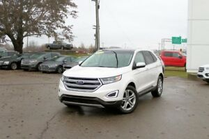2017 Ford Edge TitaniumVERY LOW KMS!!! LOADED!! PAN ROOF!! L@@K!