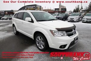 2012 Dodge Journey SXTHTD Seats, RMT Start, 4.3 Touch Screen and