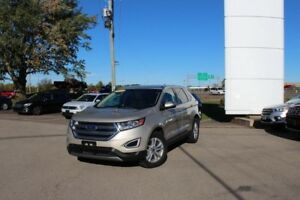 2017 Ford Edge SEL AWD!! 3.5L V6! 9700kms! W@W!! NAV! POWER LIFT